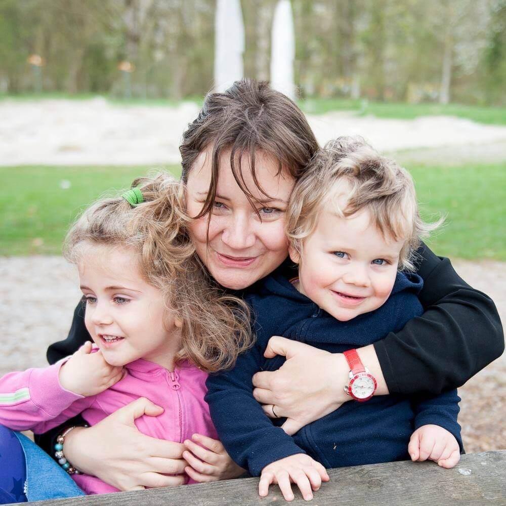 Happy Mum Blog - MumPreneur: Ruxi mit Kids