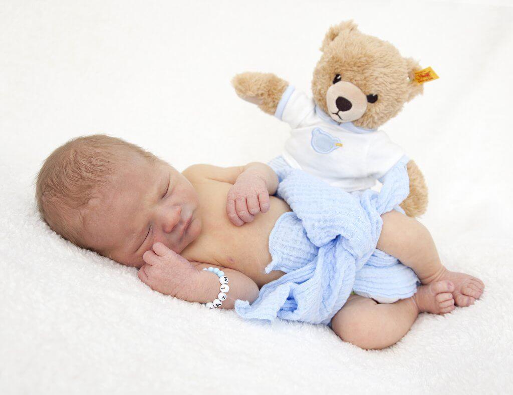 Happy Mum Blog I Darf ich mich vorstellen - zwei Tage nach der Geburt I