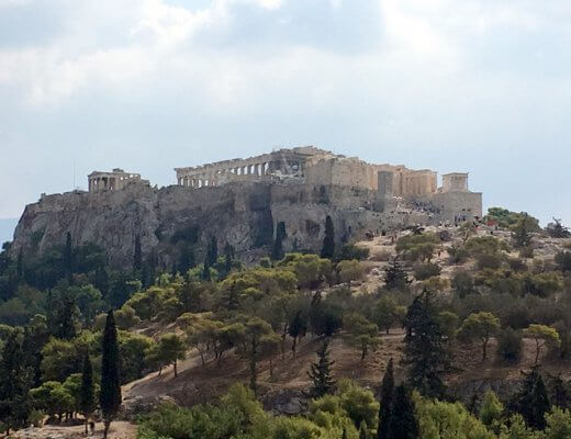 Happy Mum Blog - Mama - Kind Trip nach Athen - Akropolis