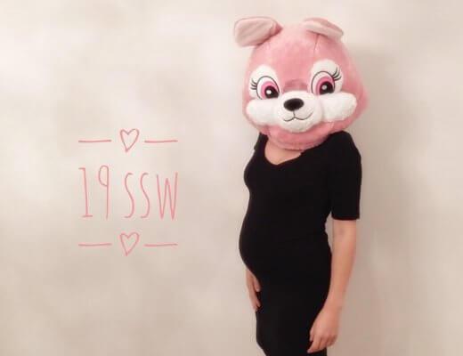 Happy Mum Blog - 19. Schwangerschaftswoche
