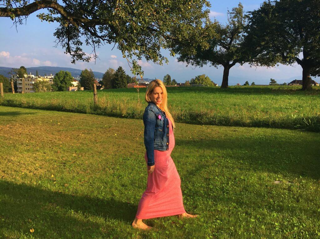 Happy Mum Blog: 20. Schwangerschaftswoche