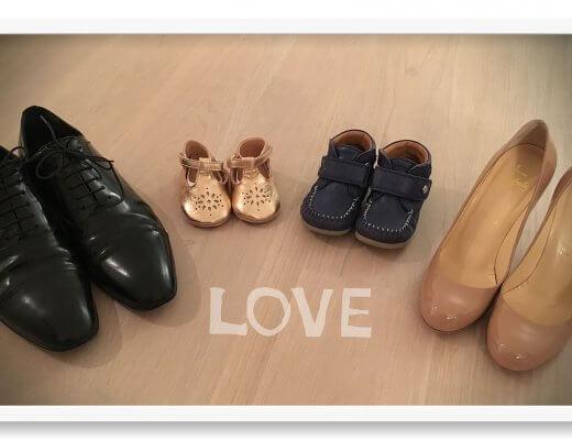 Happy Mum Blog: Wie Kind auf Geschwisterchen vorbereiten? - Schuhe