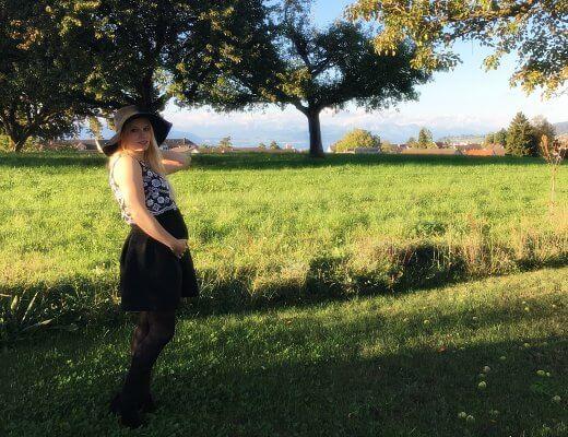 Happy Mum Blog - 21. Schwangerschaftswoche (SSW) Titel
