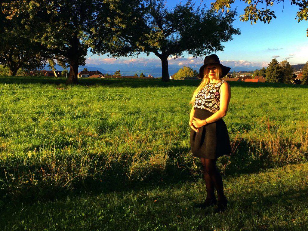 Happy Mum Blog - 21 SSW ich