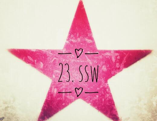 Happy Mum Blog - 23. Schwangerschaftswoche (SSW) - Stern