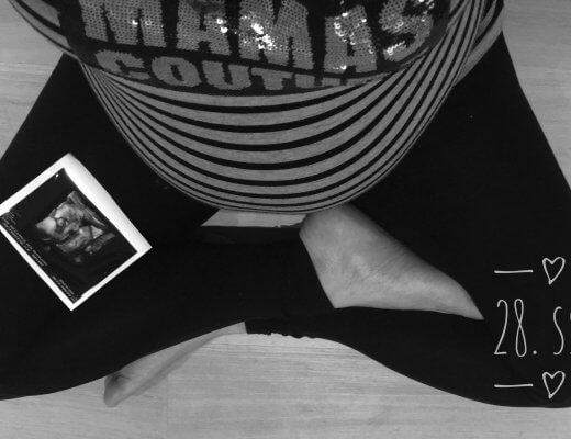 Happy Mum Blog - 28. Schwangerschaftswoche - Titel