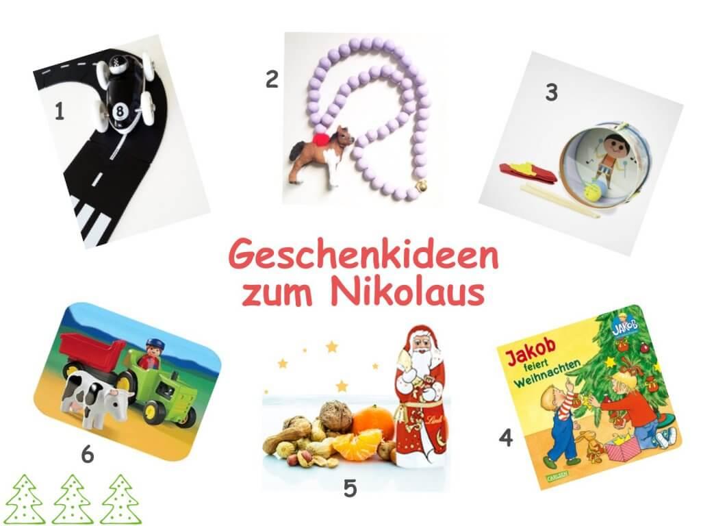 Happy Mum Blog - Geschenkideen zum Nikolaus - Sammlung