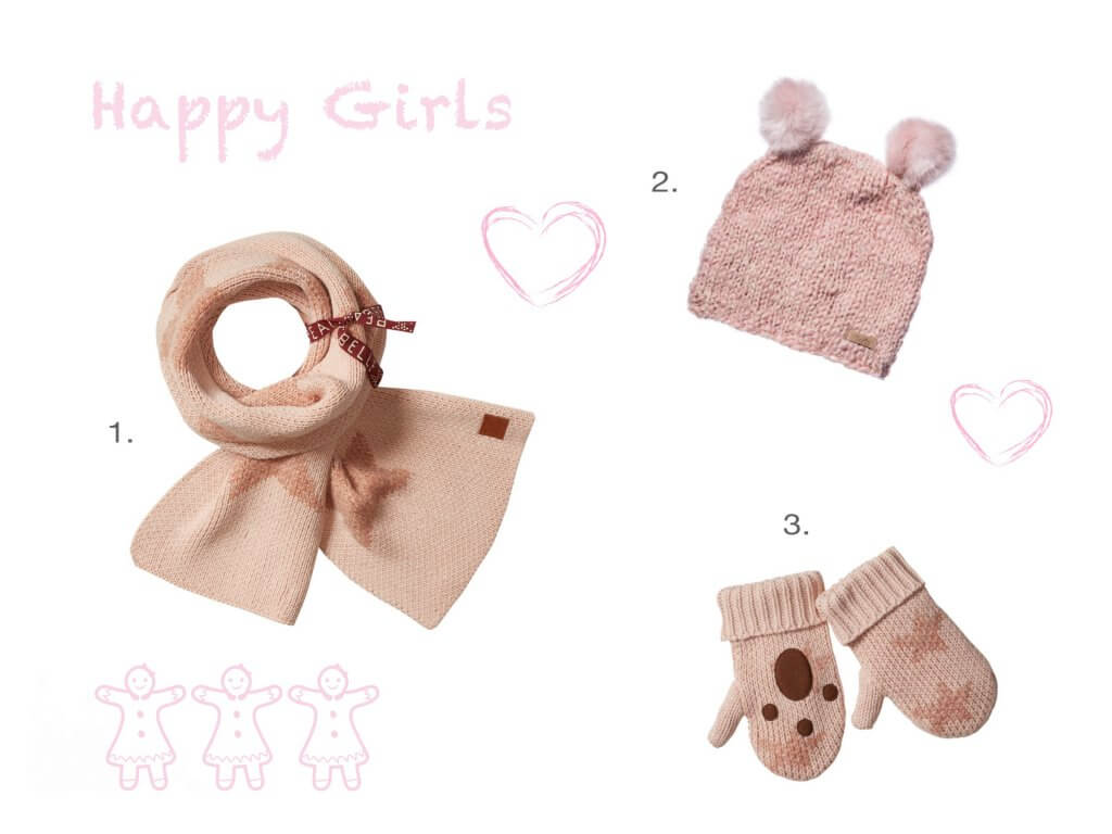 Happy Mum Blog - Winter Accessoires für Mutter und Kind - Girls