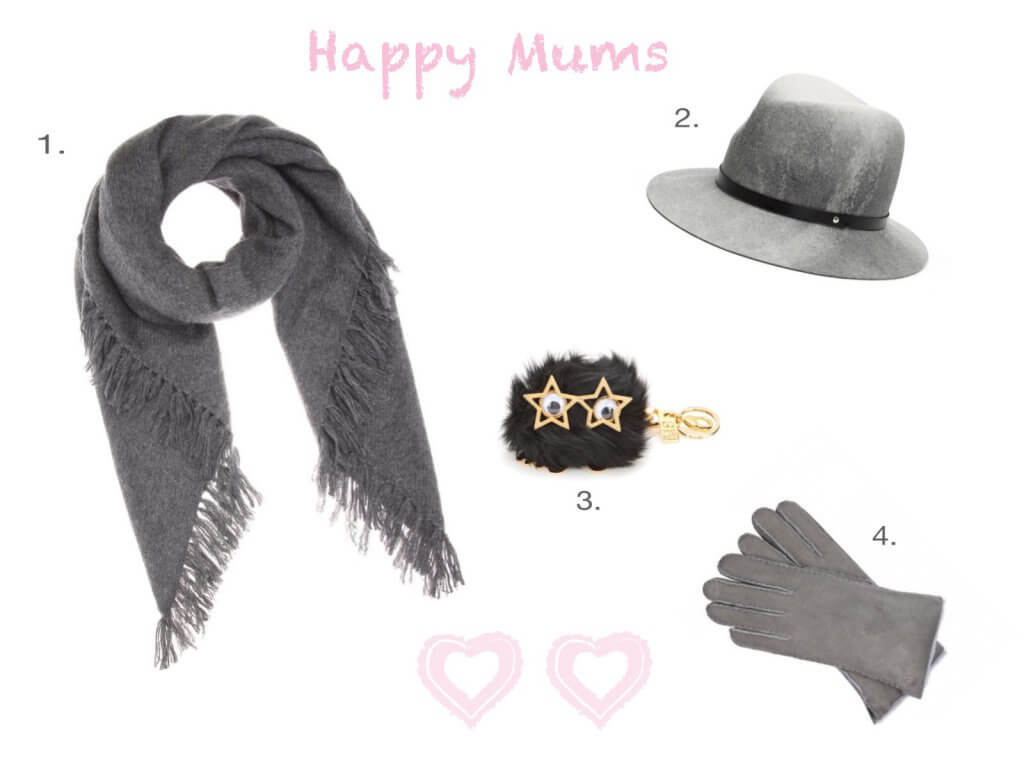 Happy Mum Blog - Winter Accessoires für Mutter und Kind - Mum