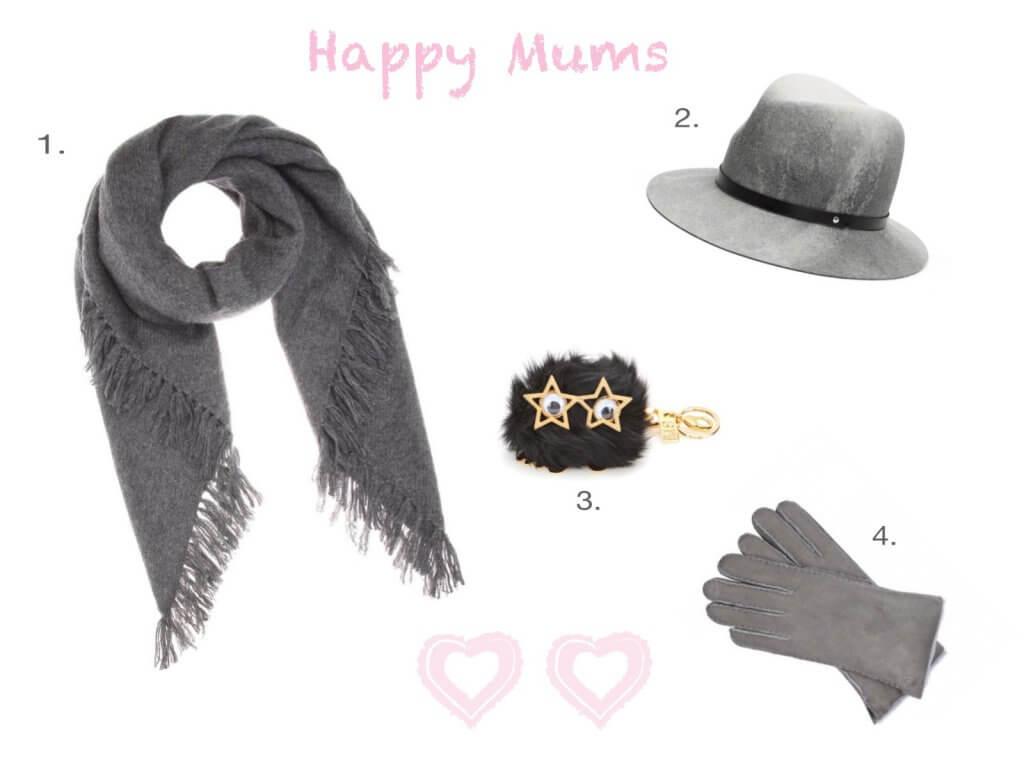 Happy Mum Blog - Winter Accessoires für Mutter und Kind - Mum