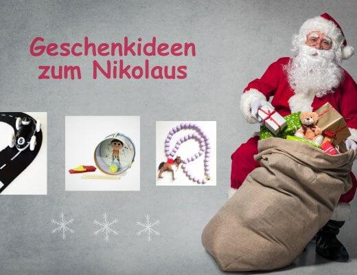 Happy Mum Blog - Geschenkideen zum Nikolaus - Titel