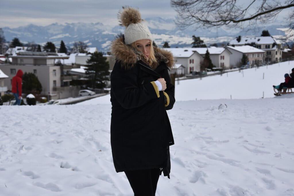 Happy Mum Blog - 35. Schwangerschaftswoche (SSW) - Winter