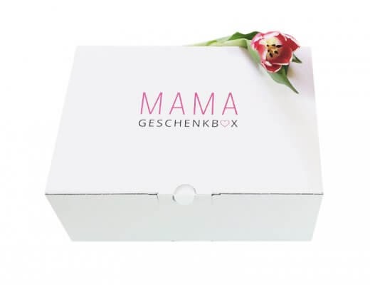Happy Mum Blog - Mama Geschenkbox - Titel