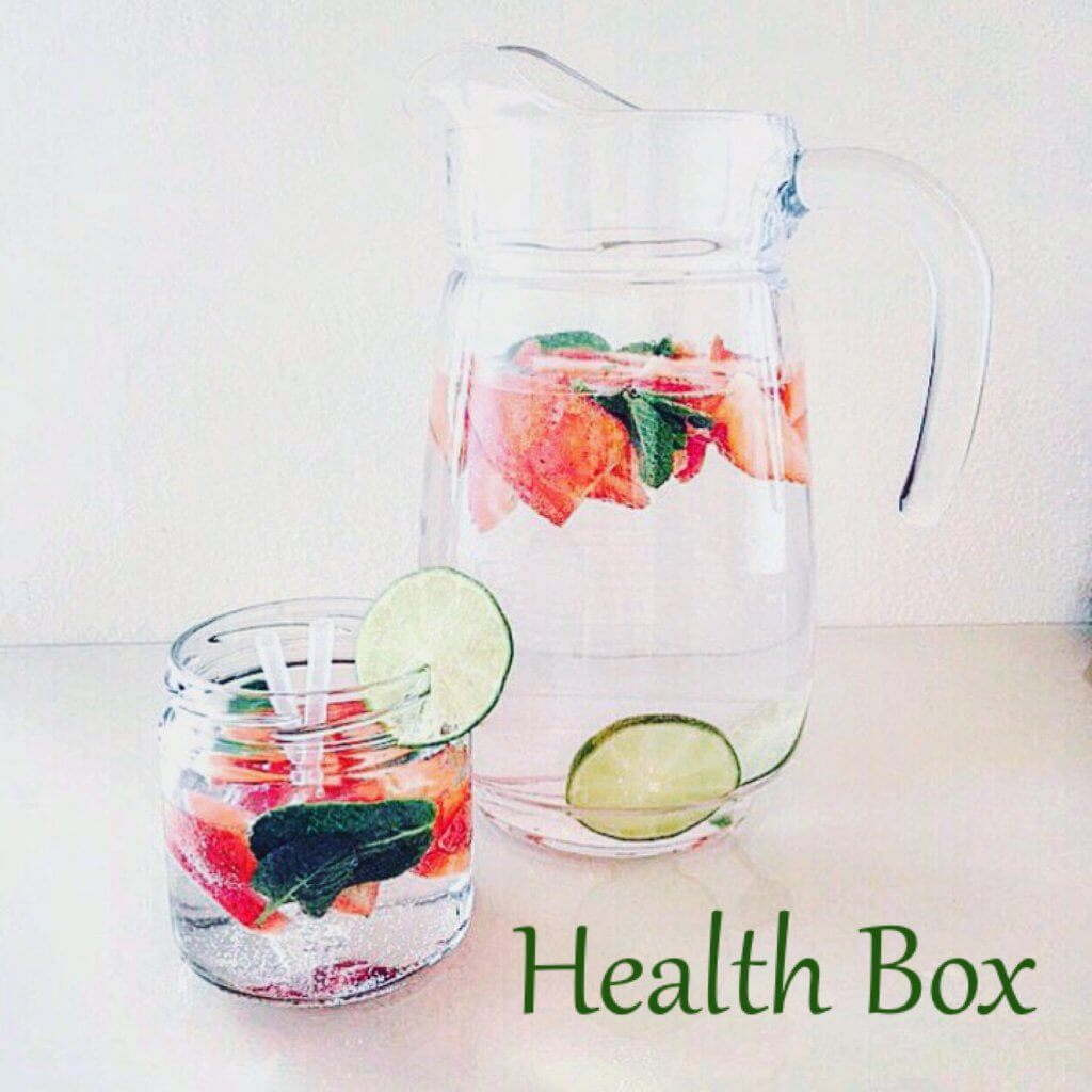 Happy Mum Blog - Mama Geschenkbox - Healty Box