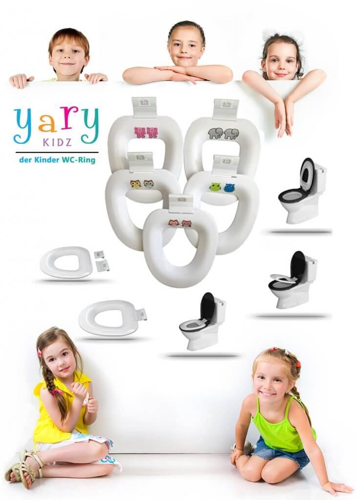 Happy Mum Blog - Yary Kidz WC-Ring: Eine Schweizer Innovation - Auswahl