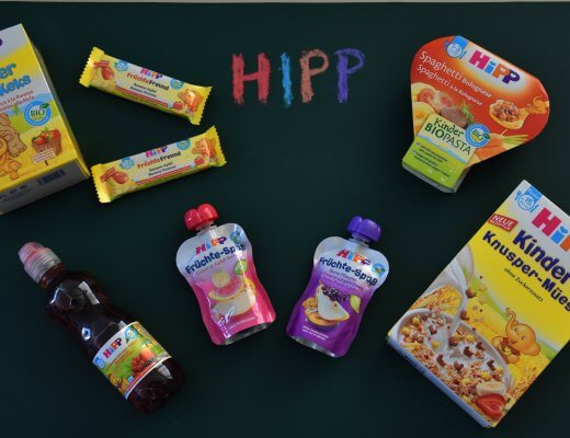 Happy Mum Blog - HIPP Produkttest Mamablog - HIPP Produkte