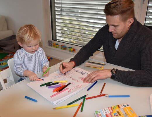 Happy Mum Blog - Quality Time - Malen