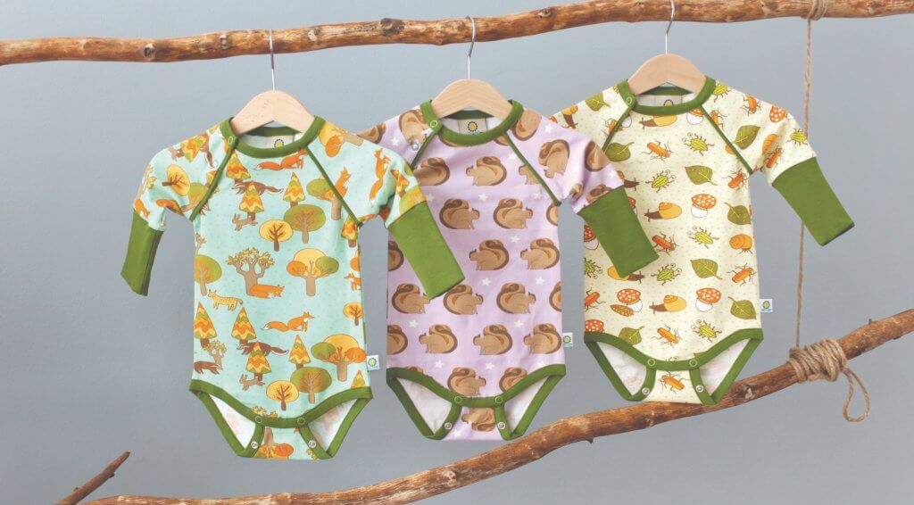 Happy Mum Blog - OKOMOi mitwachsende Kindermode - Bodies