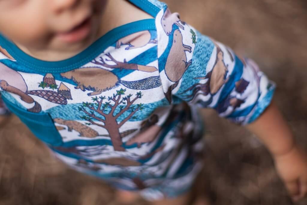 Happy Mum Blog - OKOMOi mitwachsende Kindermode Mamablog - Body Biber