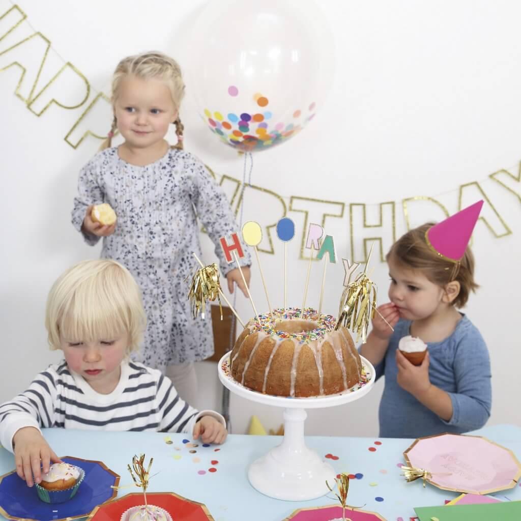 pinkfisch Mumpreneur Mamablog Schweiz - Happy Mum Blog - Kindergeburtstag