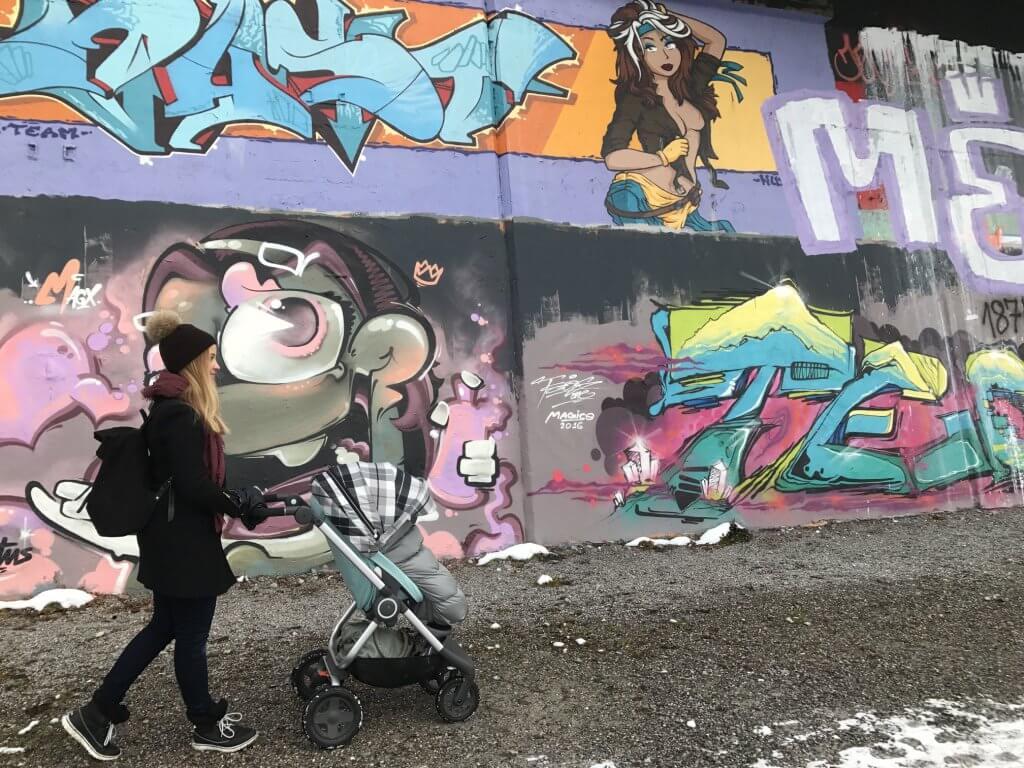 Happy Mum Blog - Stadtkind - Kinderwagen