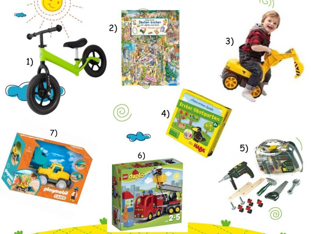 Happy Mum Blog -7 Geschenkideen 2-Jährigen Mama Blog