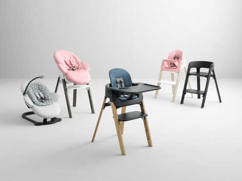 Happy Mum Blog - Stokke Steps Hochstuhl - Baby Must Have