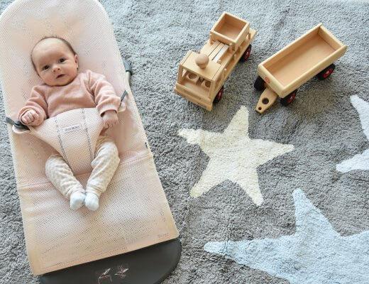 Happy Mum Blog - BabyBjörn Bliss Wippe - Mamablog