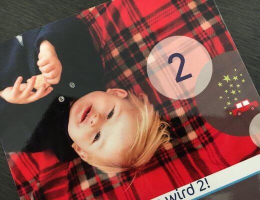 Happy Mum Blog - Inspiration Kindergeburtstag Demo Baustellenfahrzeuge - Titel