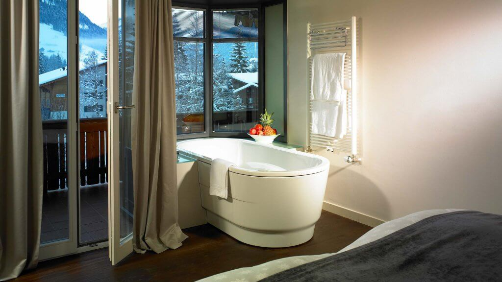 Happy Mum Blog - Ostern in Gstaad - Hotelzimmer2