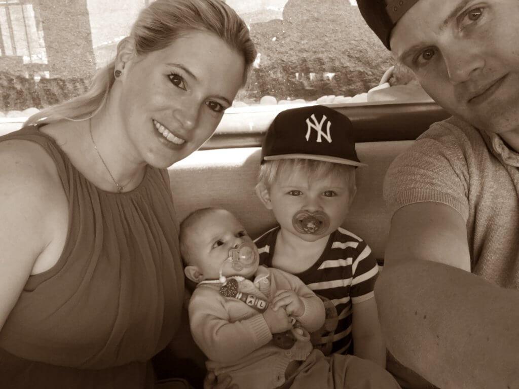 Happy Mum Blog - Survived 3. Monat mit 2 Kinder - leben mit Kinder
