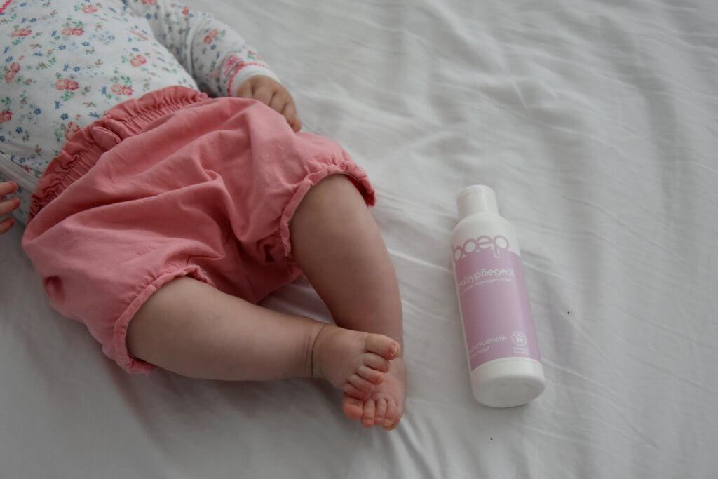 Das Beop, Naturkosmetik, Baby, Knutschebacken, Babyblog - Happy Mum Blog loeves Das Boep
