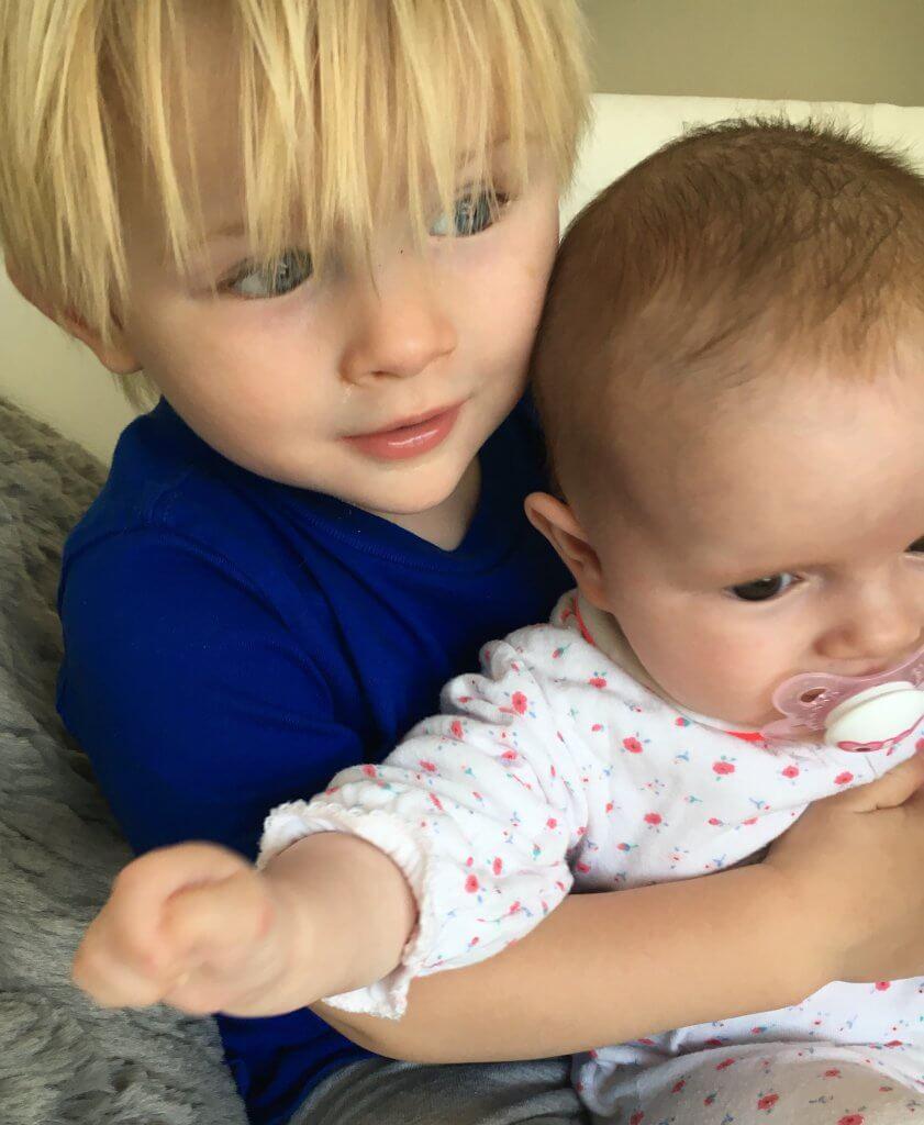 Happy Mum Blog - Survived, Leben mit Kinder, Mamablog, Rückbildung, Babyspeck