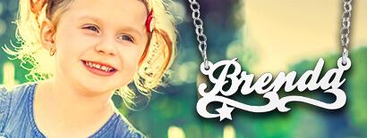Namenskette Mama Blog Babykette Kinderschmuck