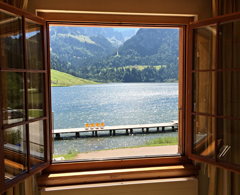 Ausflug Schwarzsee Häxewääg Ziegenhof Ramey's Mamablog