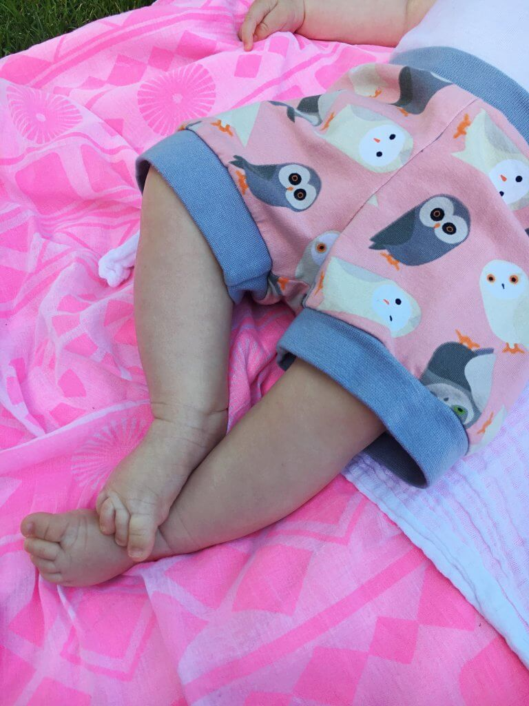 Happy Mum Blog - bunt bunter Babauba - babyfashion