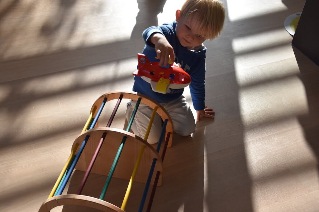 moritz kinderstuhl allrounder Schweizer Produkt willi glaeser VEBO