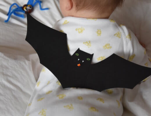 happy Halloween Kinder Halloween Dekoinspiration Vampier vampierzähne gruselig schön