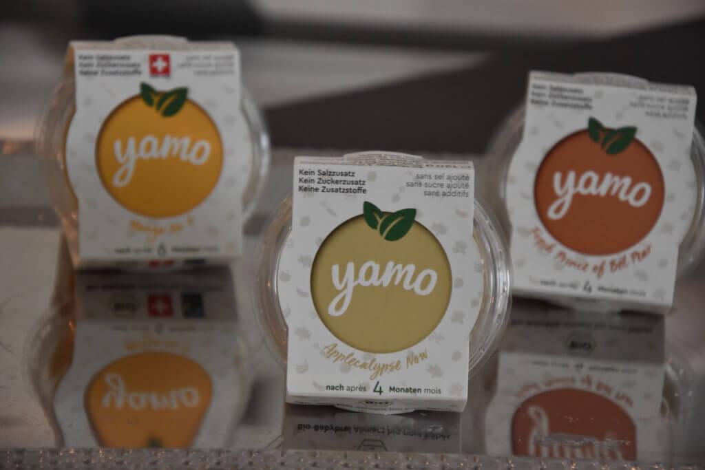 Yamo Babybrei Säugling Babynahrung Mamablog Bio ohne Zusatzstoffe