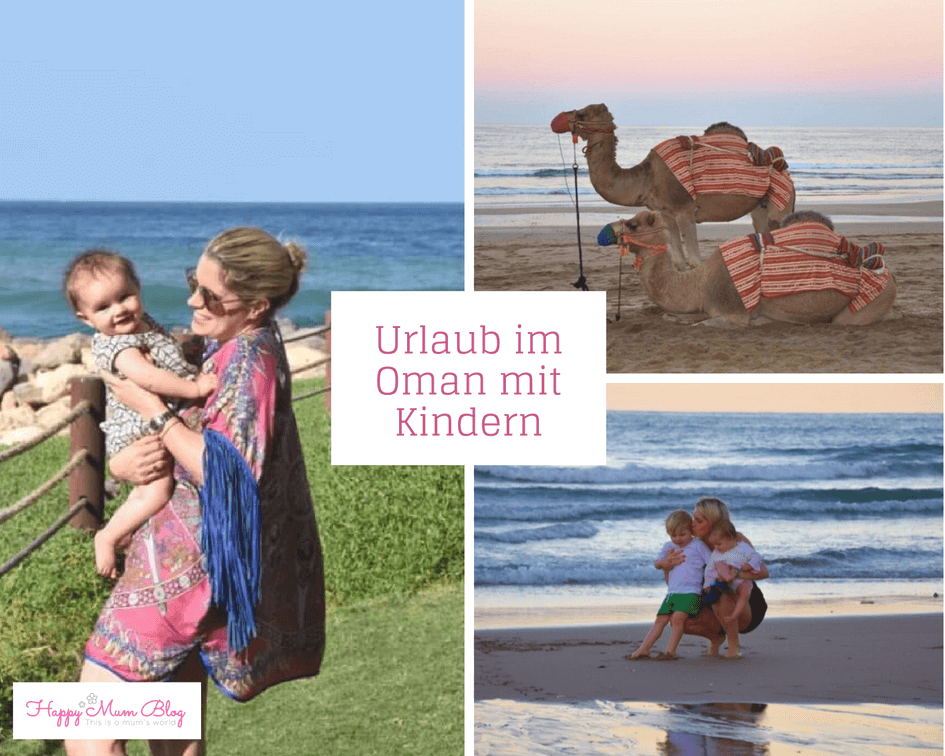 Urlaub im Oman mit Kindern