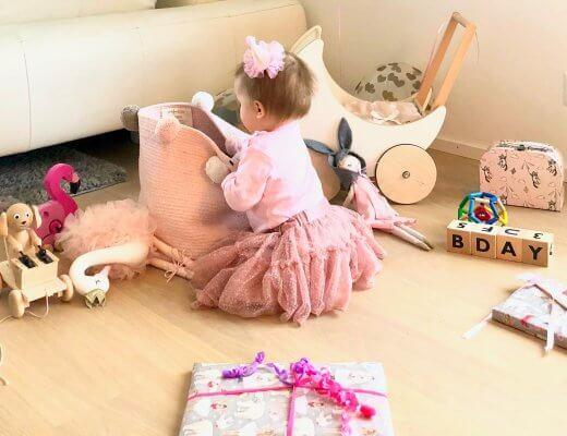 Geschenkideen 1jährige Ostern Geburtstag Weihnachten Happy Mum Blog