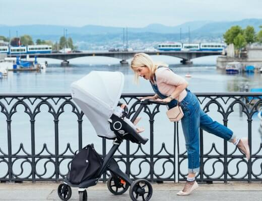 Stokke Xplory V6, Summer in the city, Ruxi Balea Photo, Kinderwagen