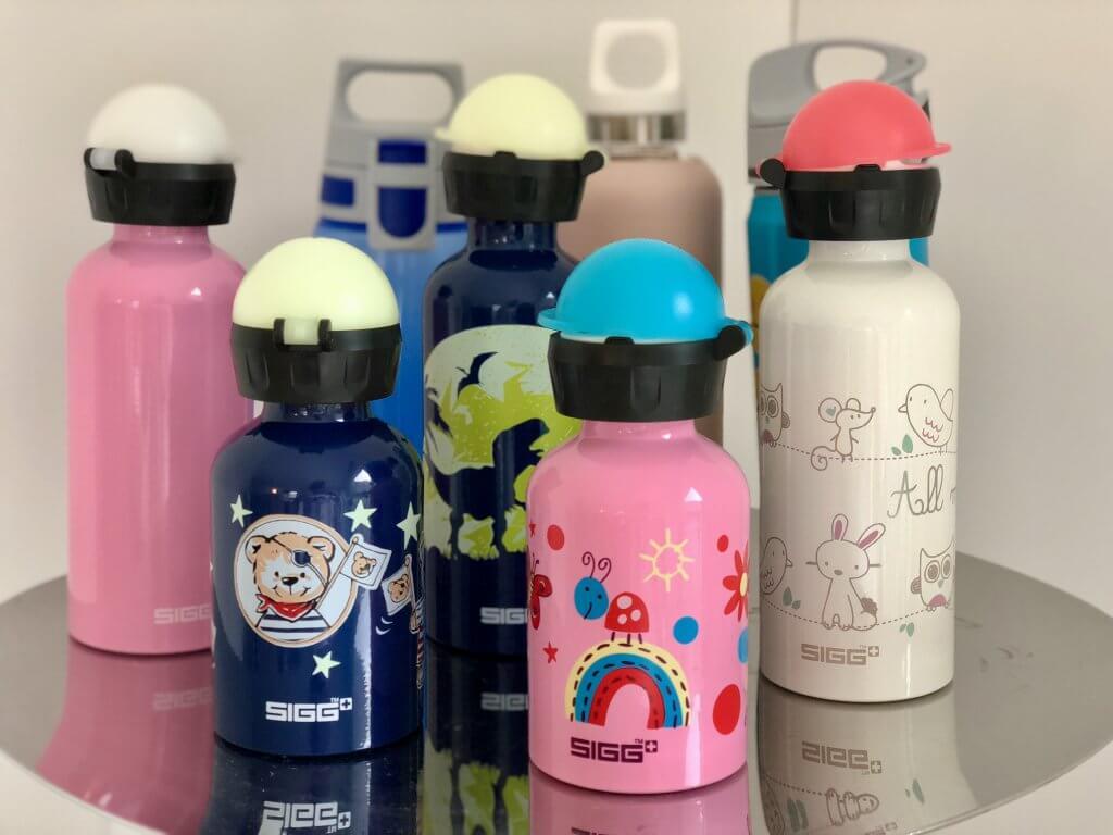 SIGG, SIGG Kinder Trinkflaschen, Trinkflaschen, Thermosflasche