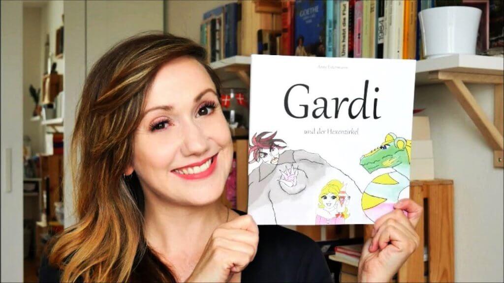 Anne Estermann, Autoring, Gardi und der Hexenkessel, Interview