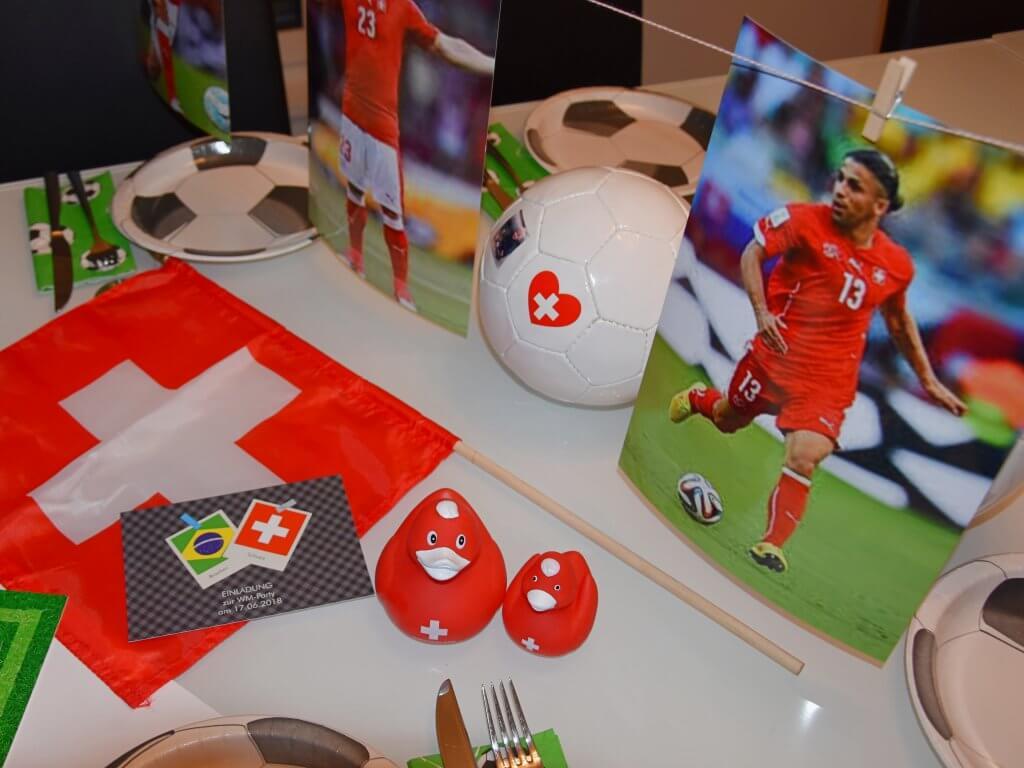 ifolor, Fussball, Weltmeisterschaft, Fussball Weltmeisterschaft, WM Party