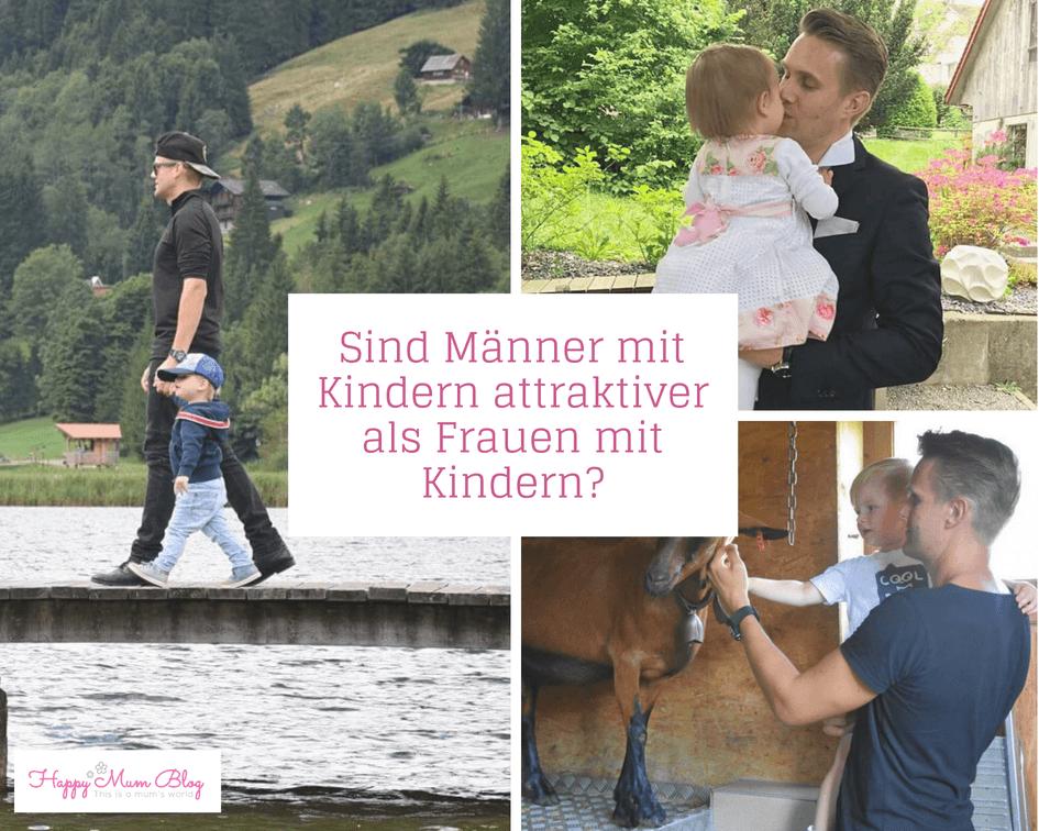 Sind Männer attraktiver mit Kind?