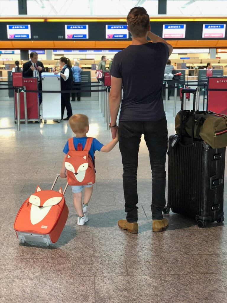 Fliegen mit Kinder, Happy Mum Blog, Travel Essentials, Flugreise, Concord, Sammies by Samsonite, Bedbox, jet kids, Jetsetter