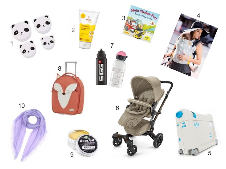 Travel Essentials, Reisen mit Kinder, Koffer packen, Kinderkoffer, Concord, NeoTravel Essentials, Reisen mit Kinder, Koffer packen, Kinderkoffer