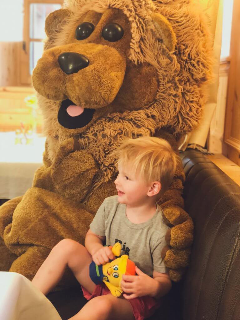 Hotel Löwe und Bär, Serfaus, Wandern mit Kinder, Skifahren mit Kinder