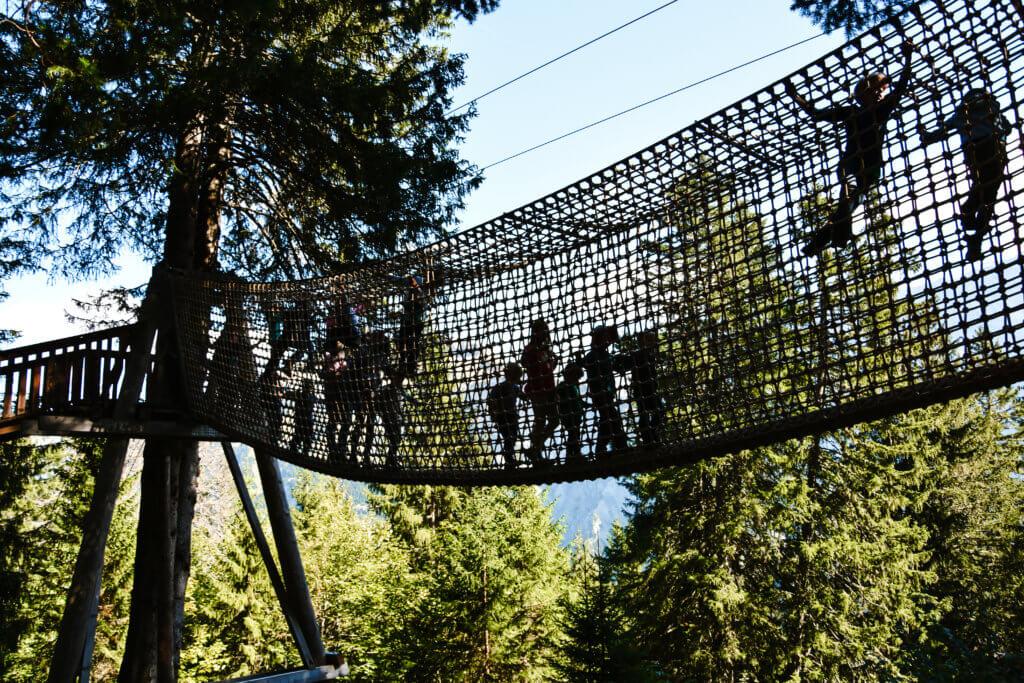 Riesenwald, Elm, Wandern mit Kindern, Schweiz